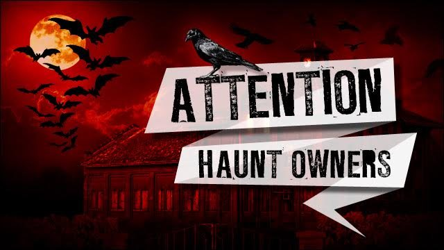 Attention Cleveland Haunt Owners